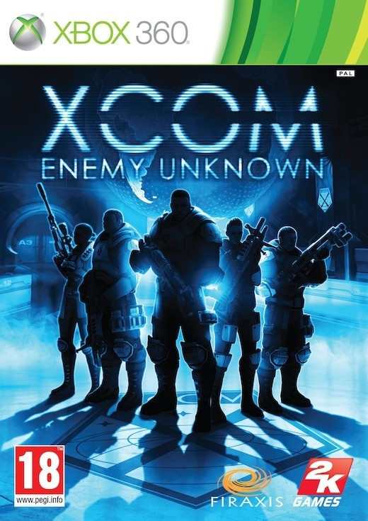 XCOM Enemy Unknown PL (Xbox 360)