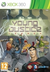 Young Justice Legacy (Xbox 360)