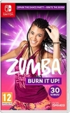 Zumba Burn it Up! Nintendo Switch