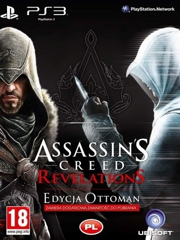 Assassin's Assassins Creed Revelations Ottoman Edition PL (PS3)