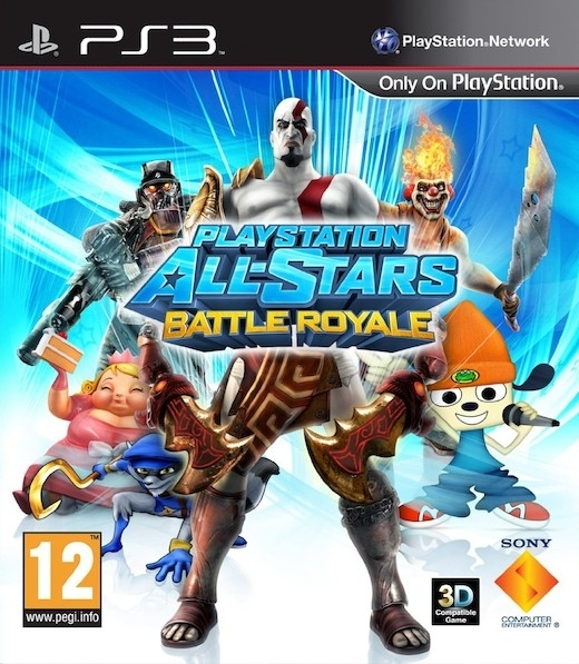 All-Stars Battle Royale PL (PS3)
