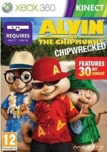 Alvin & The Chipmunks - Chip Wrecked Kinect (Xbox 360)