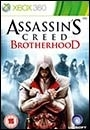 Assassin's Creed Brotherhood PL (Xbox 360)