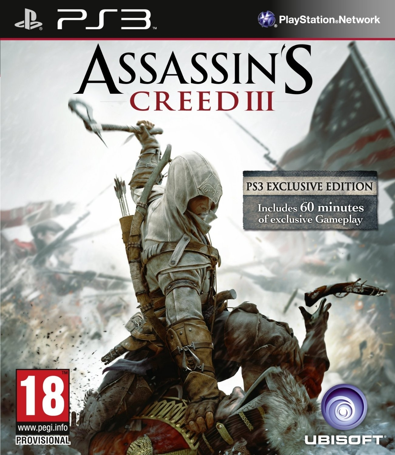 Assassin's Creed III / Assassins Creed III (PS3)