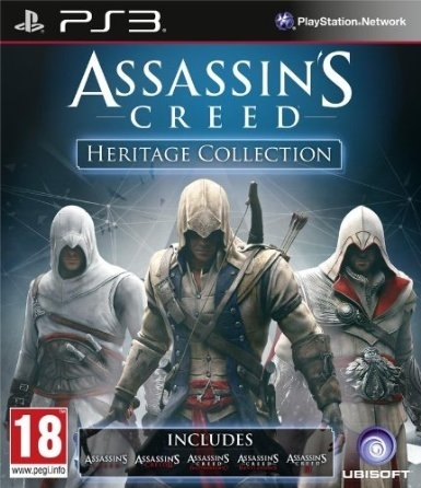 Assassins Creed Heritage Collection (PS3)