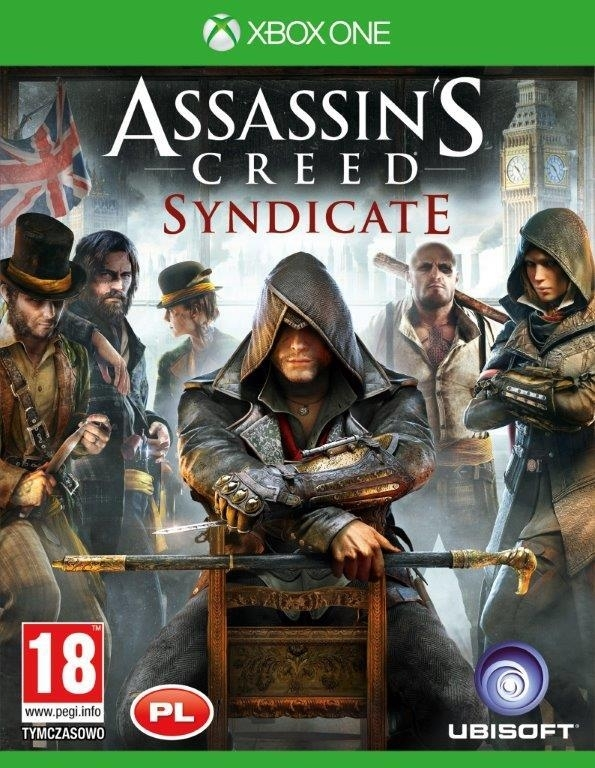 Assassin's Creed Syndicate PL (Xbox One)