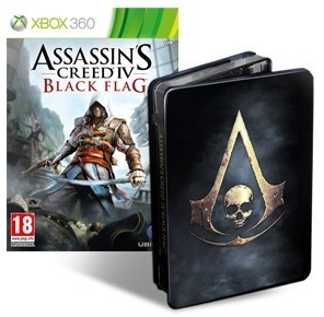 Assassin's Creed IV Black Flag Skull Edition (Xbox 360)