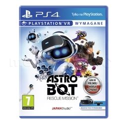 Astro Bot: Rescue Mission VR (PS4)