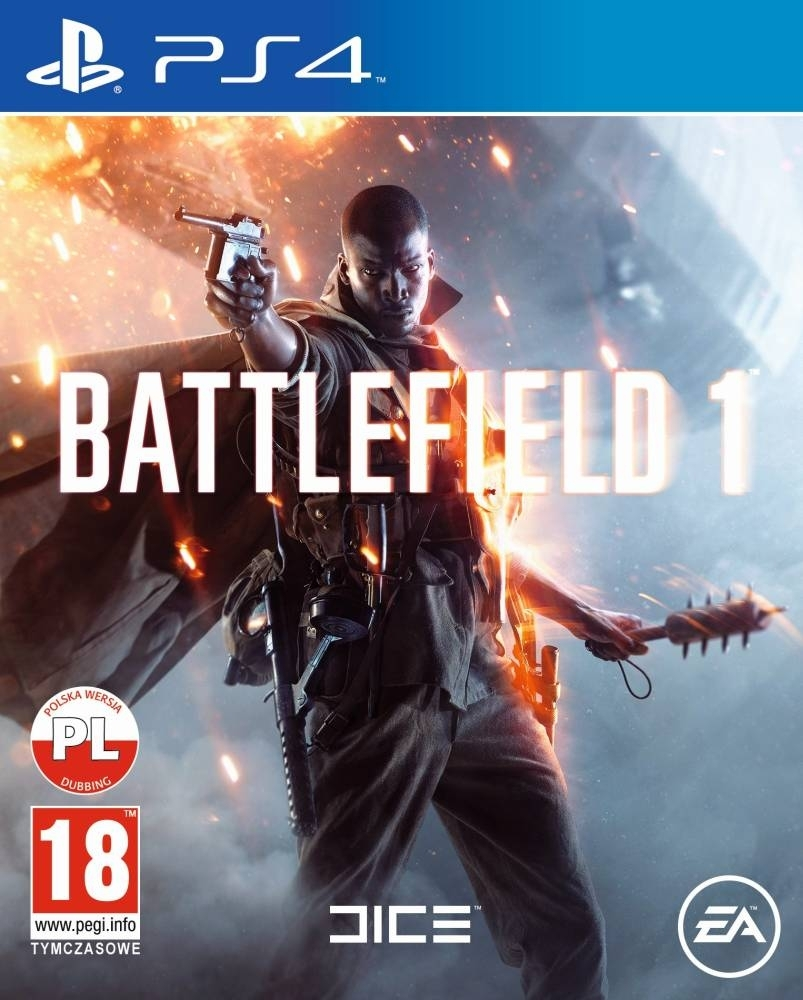 Battlefield 1 PL (PS4)
