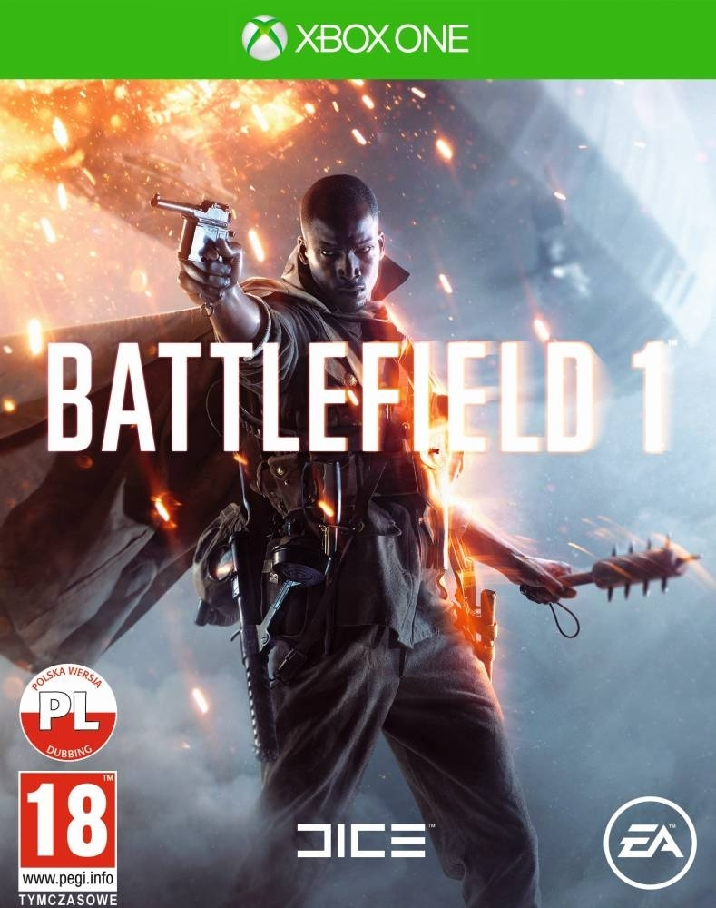 Battlefield 1 PL (Xbox One)