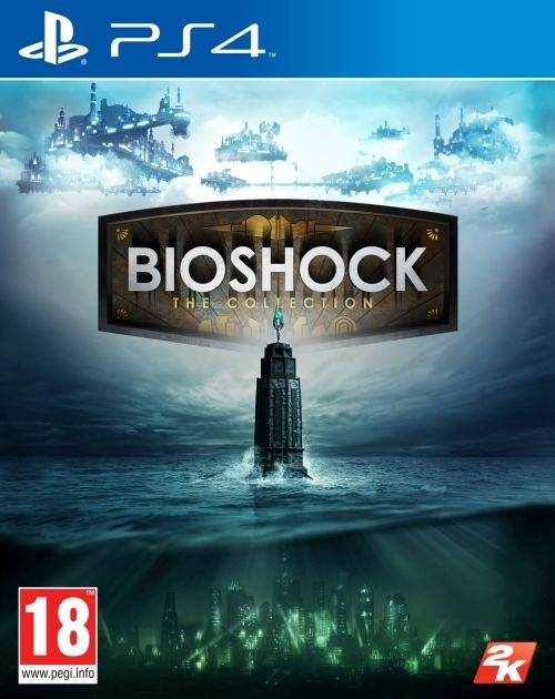 Bioshock The Collection Kolekcja PS4