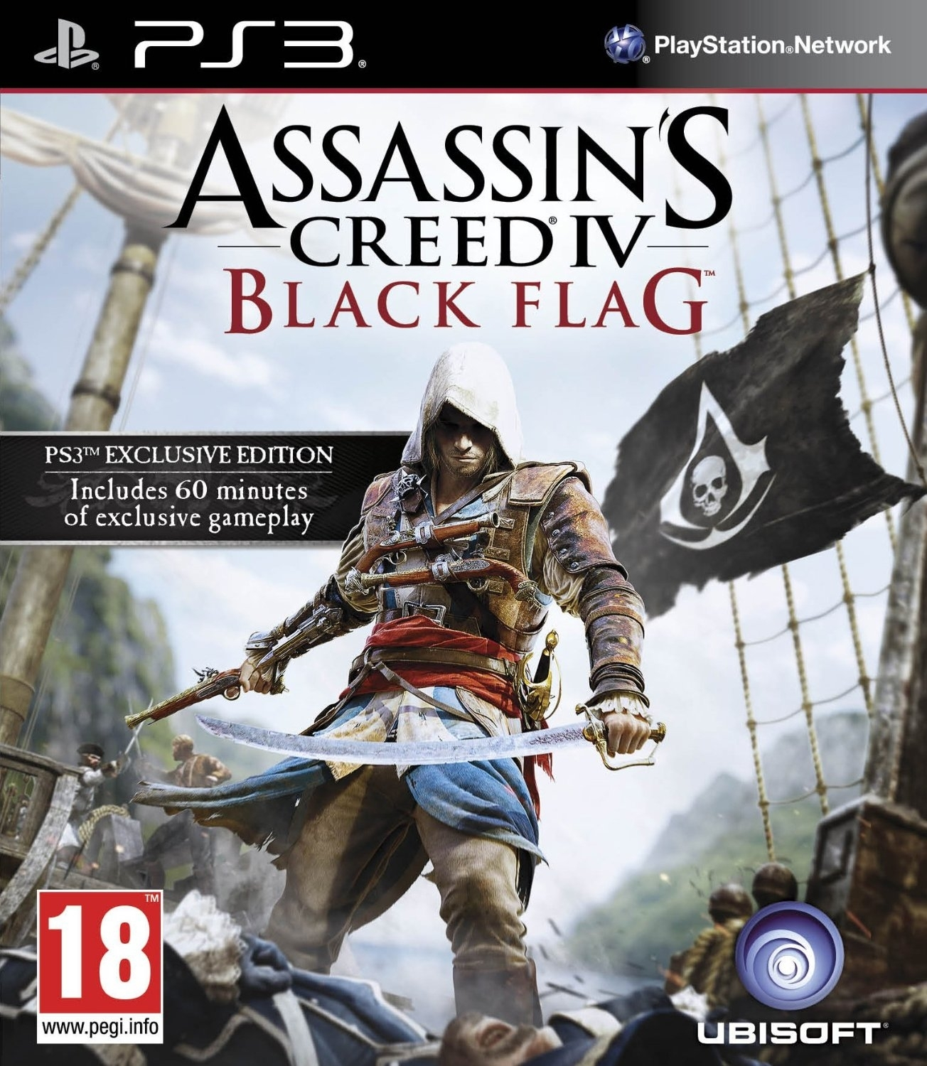 Assassin's Creed IV / 4 Black Flag (PS3)