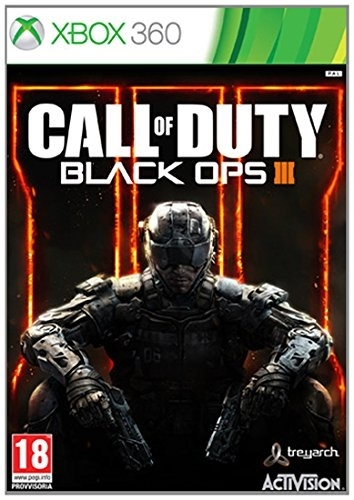 Call of Duty: Black Ops III PL (Xbox 360)