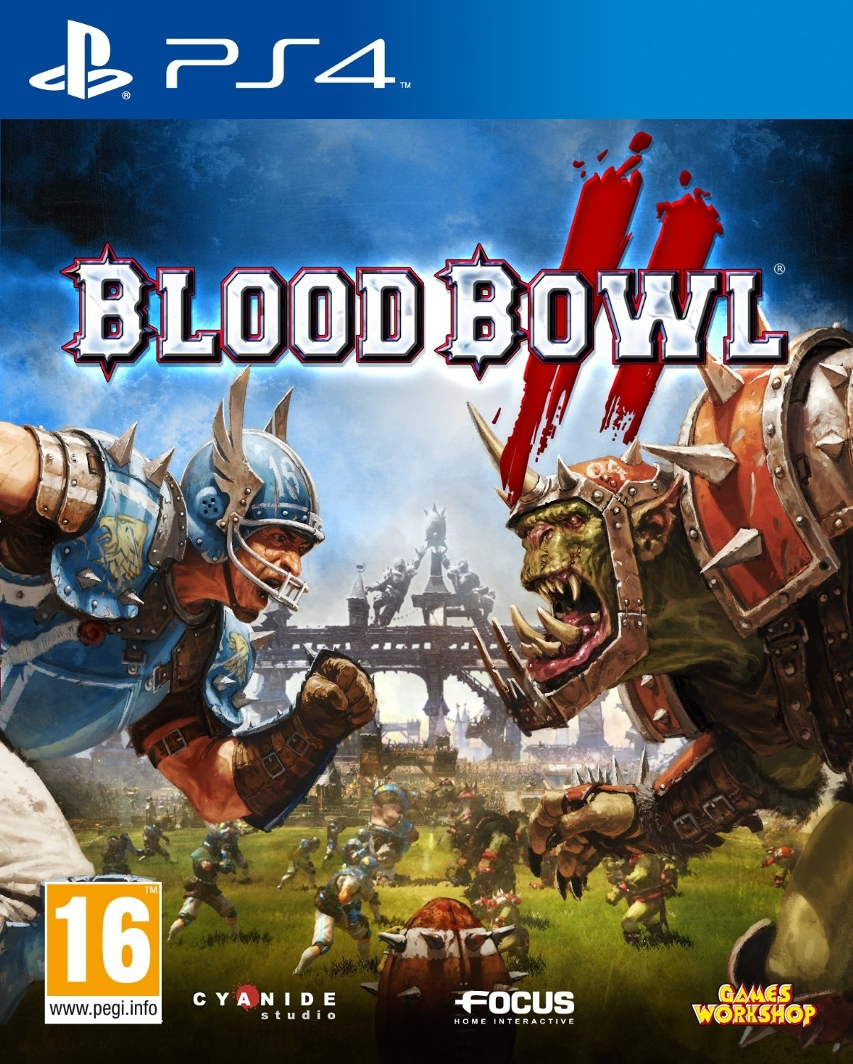 Blood Bowl II (PS4)
