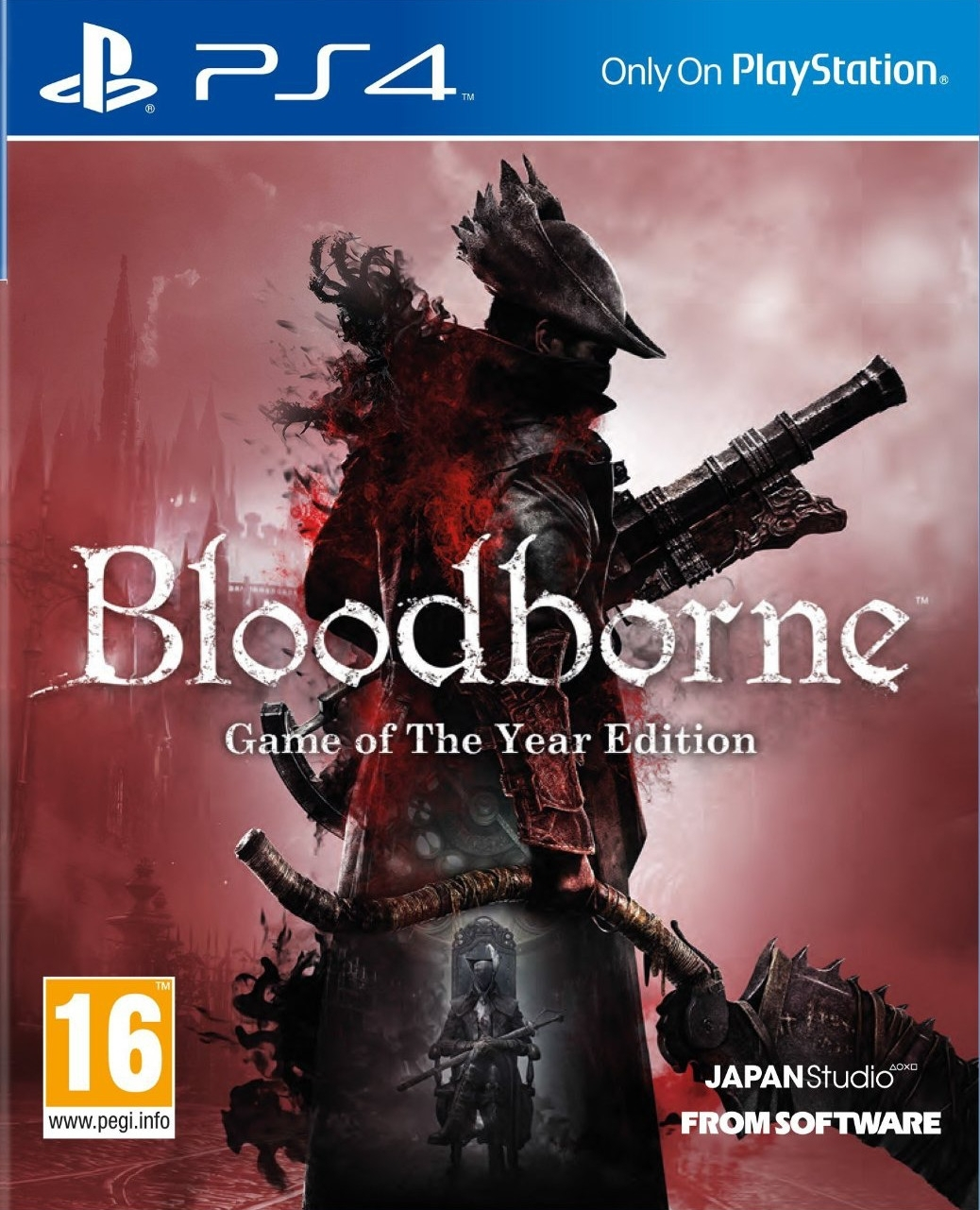Bloodborne PL - Game of the Year GOTY (PS4)