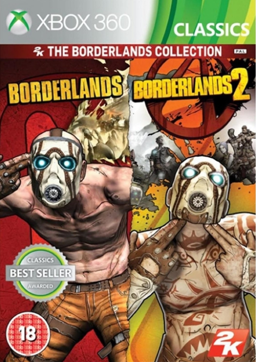 Borderlands Collection (Xbox 360)