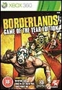 Borderlands: Game Of The Year Edition (Xbox 360)