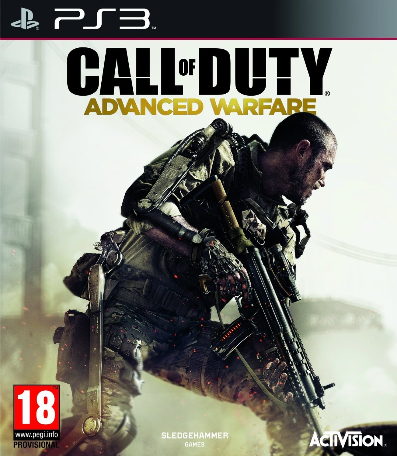 Call of Duty: Advanced Warfare PL (PS3)