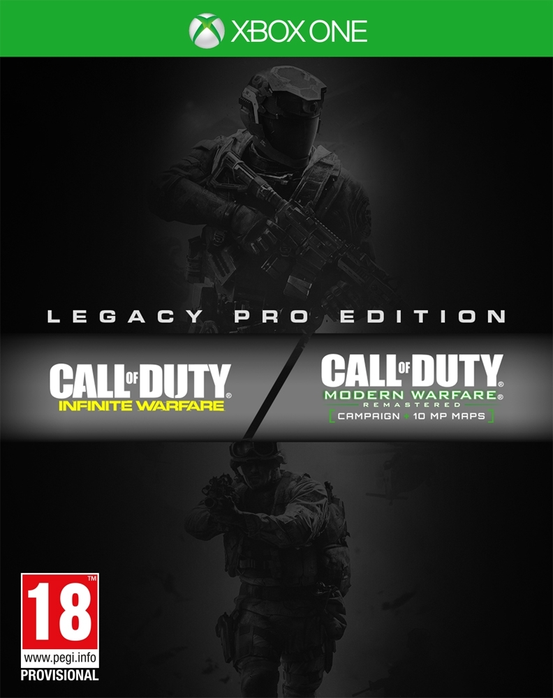 Call Of Duty Infinite Warfare Legacy Pro Edition (Xbox One)