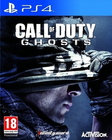 Call of Duty Ghosts D1 PL (PS4)