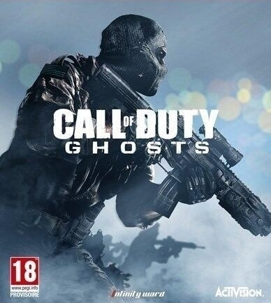 Call of Duty: Ghosts SteelBook (PS4)