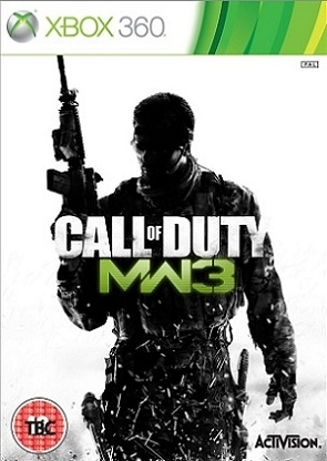 Call of Duty: Modern Warfare 3 ANG (Xbox 360)