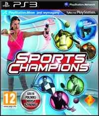 Sports Champions PL Move (PS3)