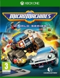 Micro Machines World Series PL (Xbox One)