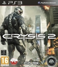 Crysis 2 PL (PS3)