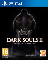 Dark Souls II: Scholar of the First Sin (PS4)