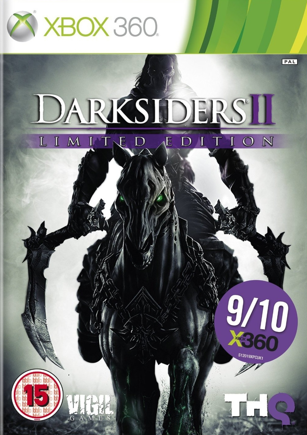 Darksiders II Limited Edition (Xbox 360)