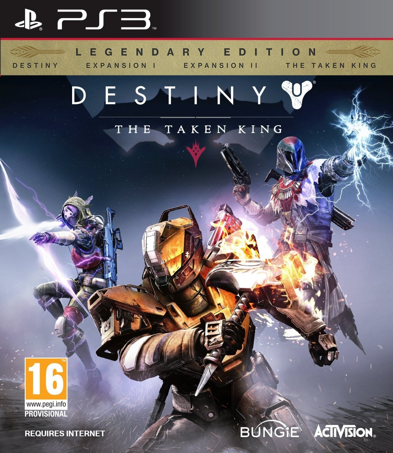 Destiny: The Taken King Legendary Edition (PS3)