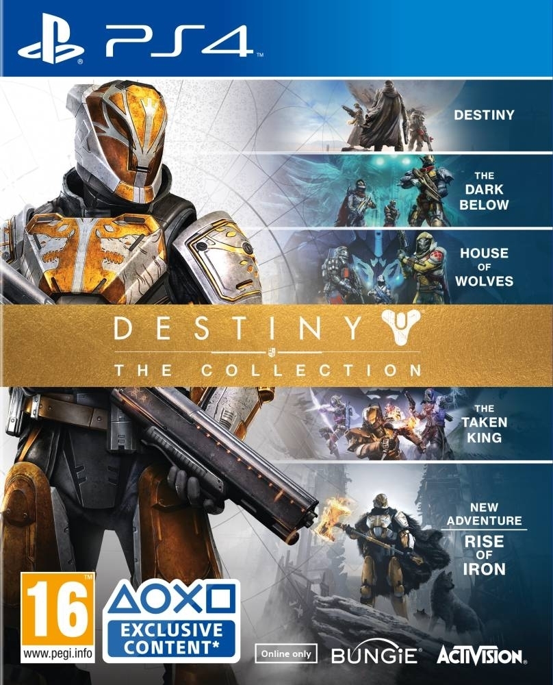Destiny The Collection PS4