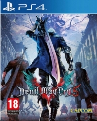 Devil May Cry V DMC 5 PL (PS4)
