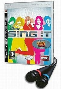 Disney Sing It + Mikrofony (PS3)