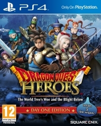 Dragon Quest Heroes: The World Tree's Woe and The Blight Below - Day One Edition (PS4)