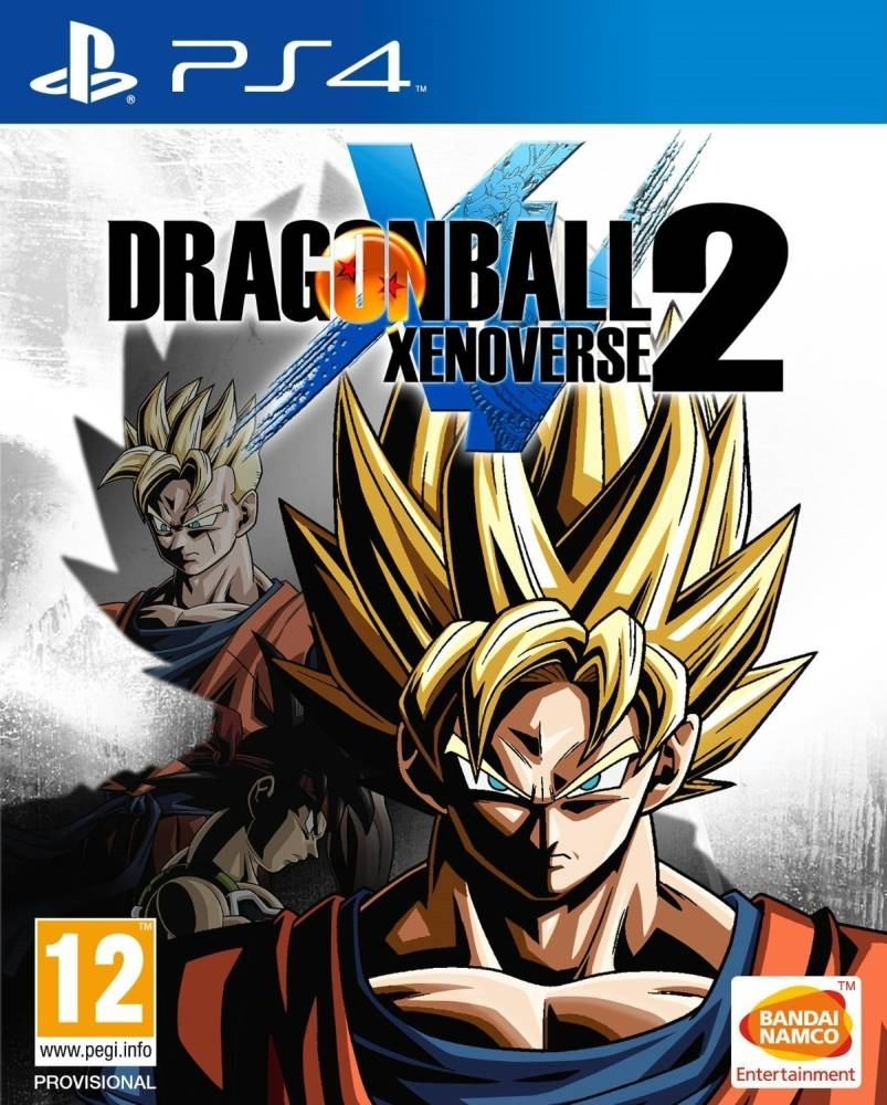 Dragon Ball Z Xenoverse 2 (PS4)