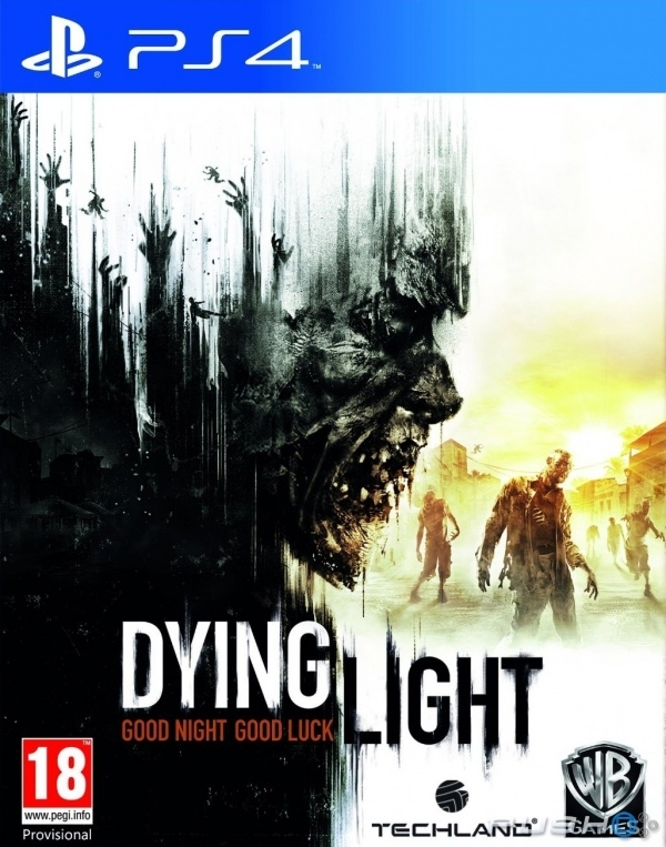Dying Light PL (PS4)