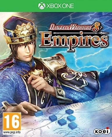 Dynast Warriors 8 Empires (Xbox One)