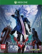 Devil May Cry V DMC 5 PL (Xbox One)