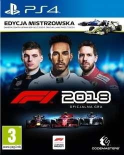F1 2018 Day1 Edition (PS4)