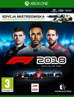 F1 2018 Day1 Edition (Xbox One)