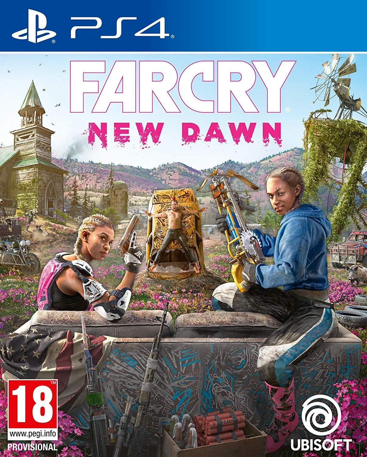 Far Cry New Dawn PL (PS4)