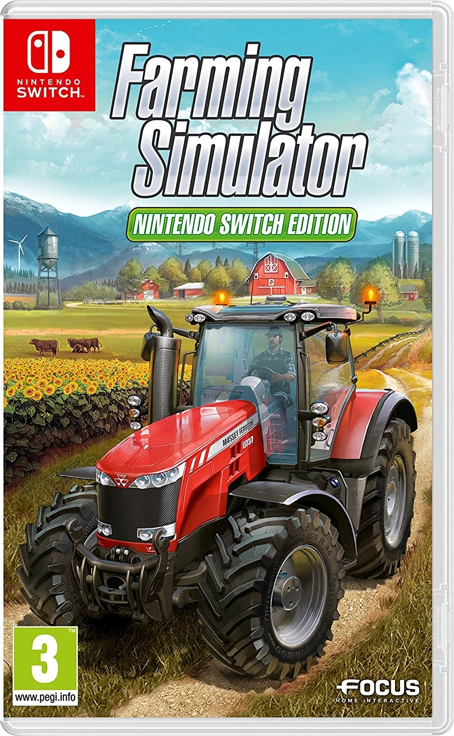 Farming Simulator 17 Nintendo Switch Edition Nintendo Switch