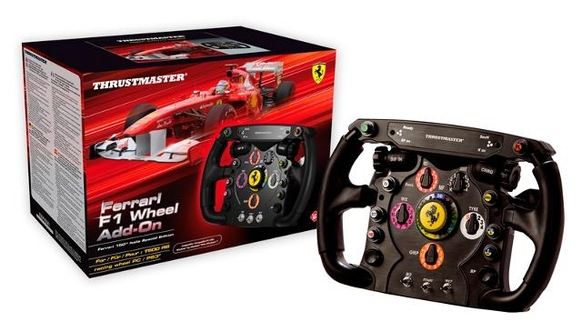 Thrustmaster Ferrari F1 Wheel Add-On (PS3 / PS4 / Xbox One / PC)