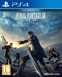 Final Fantasy XV Day One Edition (PS4)
