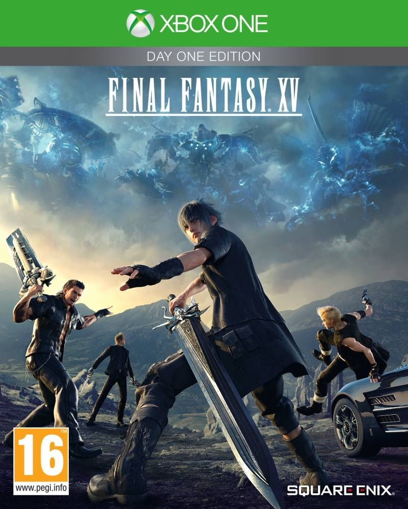 Final Fantasy XV Day One Edition (Xbox One)