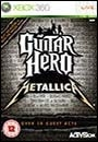 Guitar Hero Metalica (Xbox 360)