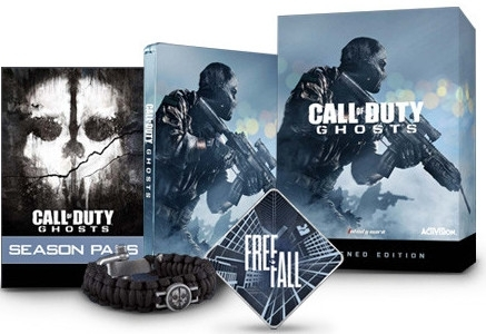 Call of Duty ghosts Hardened Edition (Xbox 360)