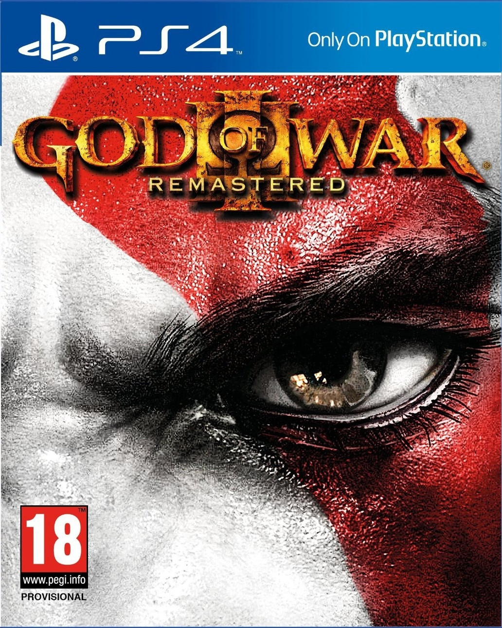 God Of War III / 3 Remastered (PS4)